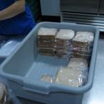 Tub of Sandwiches Modesto
